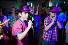 Karaoke UV Glow Disco 2