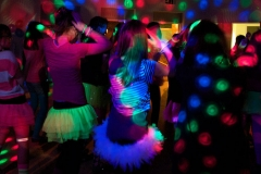 Karaoke UV Glow Disco 3