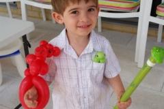 balloon twisting 3