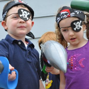 Kids Pirate Parties