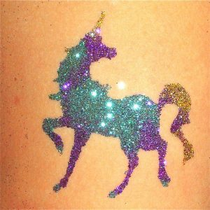 Glitter Tattoos Birthday Party
