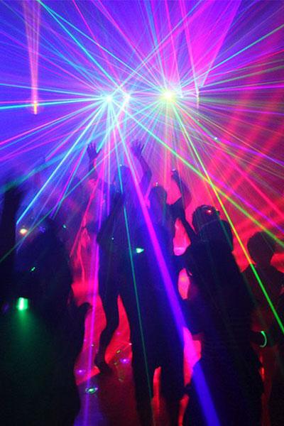 Disco Dance Parties